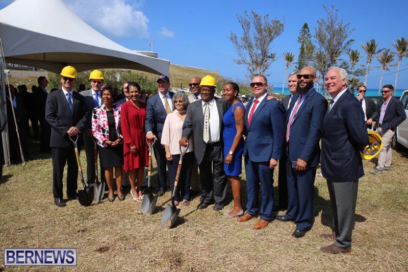 St Regis Hotel Groundbreaking Bermuda May 4, 2017 (20)