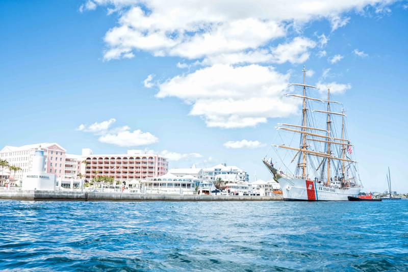 USCGC Eagle Bermuda May 17 2017 (1)