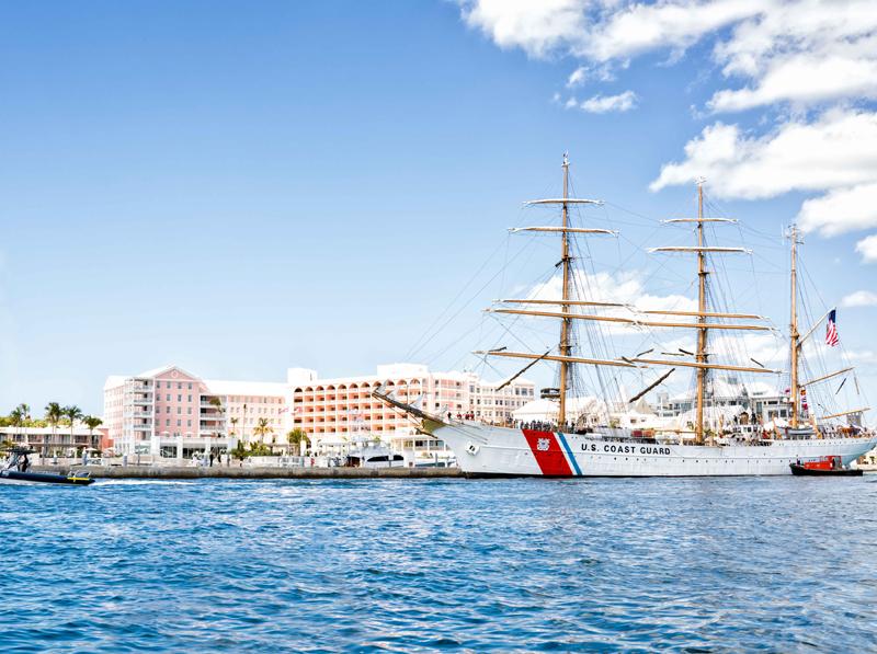 USCGC Eagle Bermuda May 17 2017 (2)