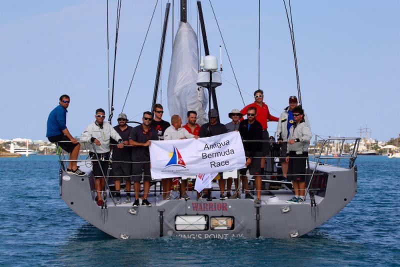 Warrior Antigua Bermuda Race May 16 2017 (2)