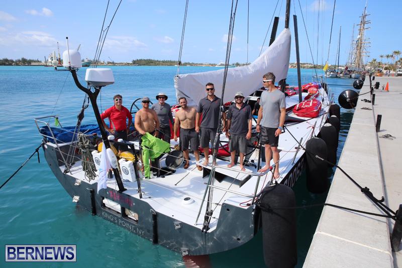 Warrior at Pennos Bermuda May 16 2017 (2)