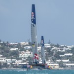 Youth America's Cup Practice Bermuda May 31 2017 (9)
