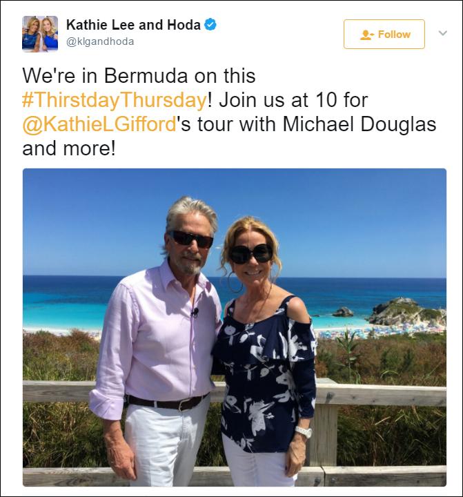 twitter klgandhoda Bermuda May 18 2017 1