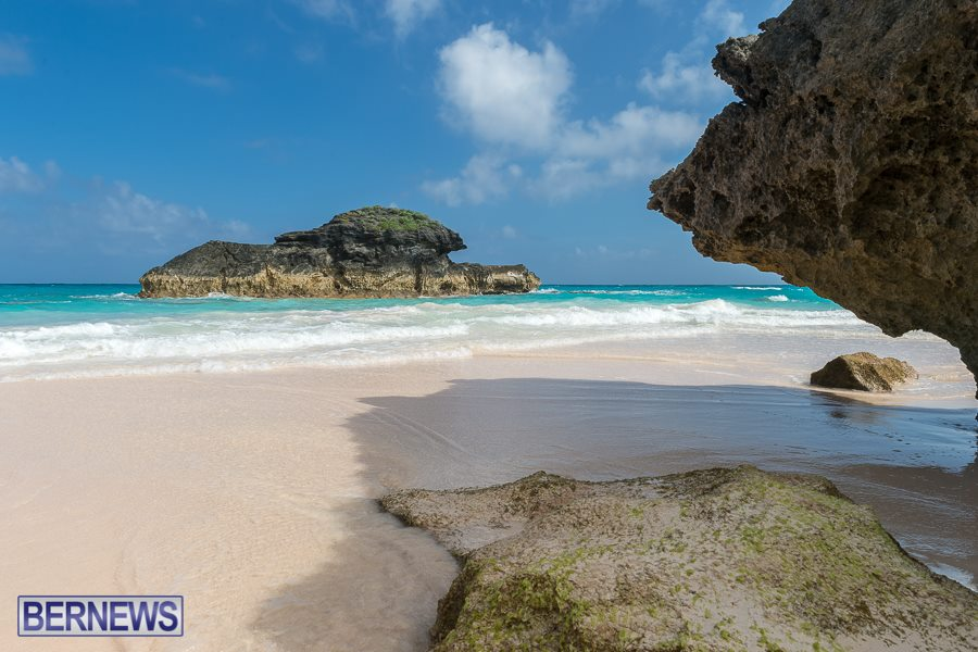 371 A gorgeous day on one of many Bermuda beaches.