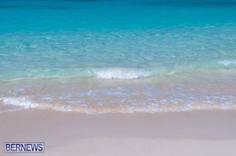 405 Pink sand, blue seas; has to be Bermuda.