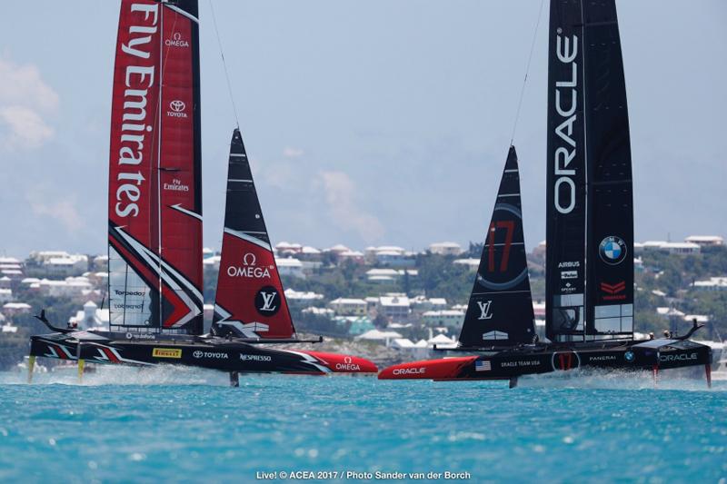 America's Cup Bermuda June 26 2017 (1)