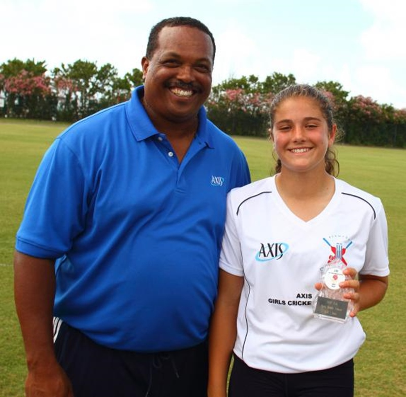 Axis Girls All Stars Results June 17 - 12