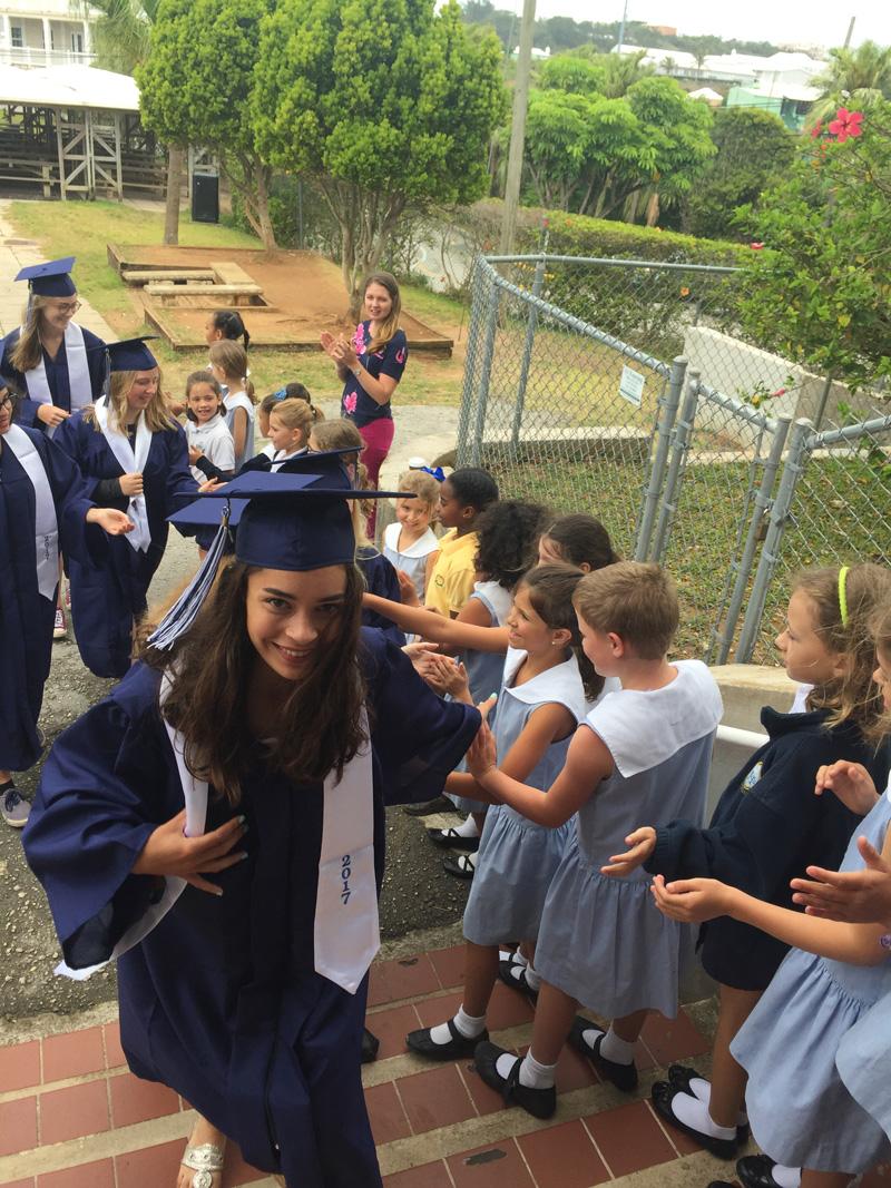 BHS Graduation Bermuda June 2017 (2)