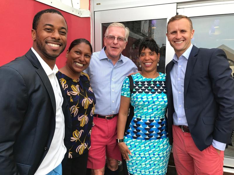 BISA Board members Bermuda June 2017