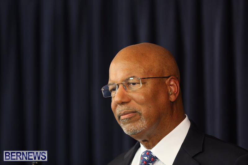 Bob Richards Bermuda June 22 2017