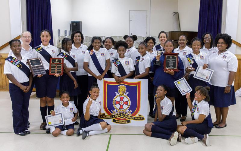Church Girl's Brigade Bermuda June 2017 (2)