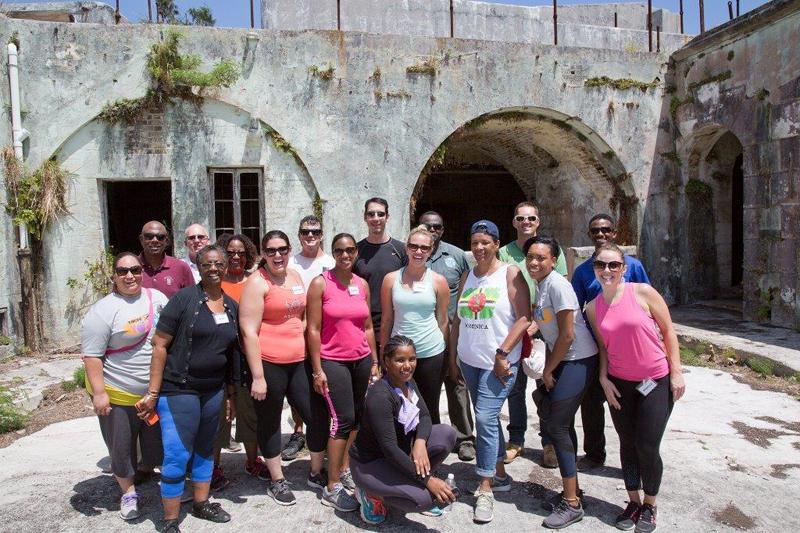 Corporate Day Of Giving Bermuda June 2017 (1)