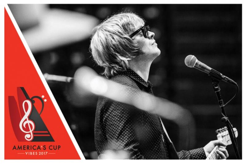 Dean Fairhurst - America's Cup Village