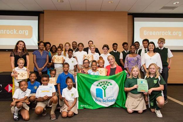 Greenrock School Awards Ceremony Bermuda June 2017 1