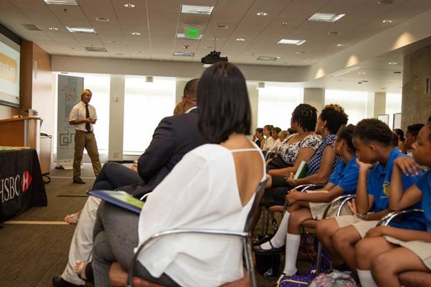 Greenrock School Awards Ceremony Bermuda June 2017 2