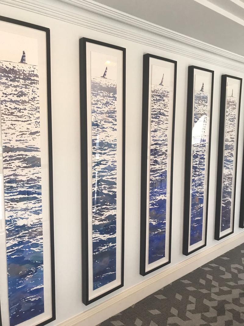Hamilton Princess Art Exhibition Bermuda June 8 2017 (1)