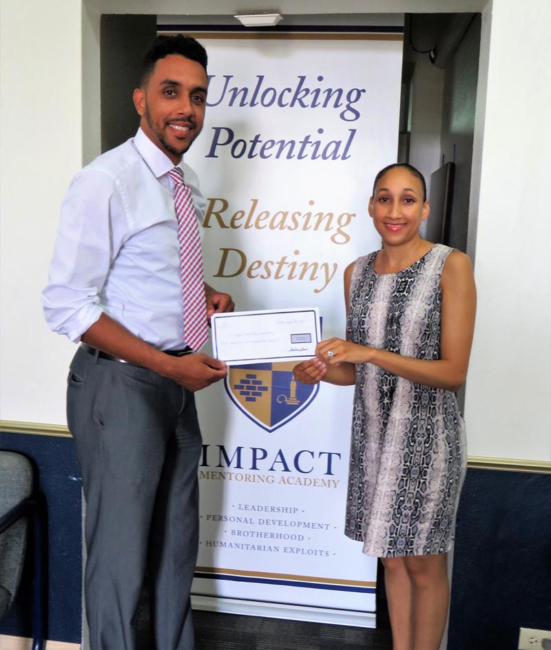 Impact Donation Bermuda June 2017