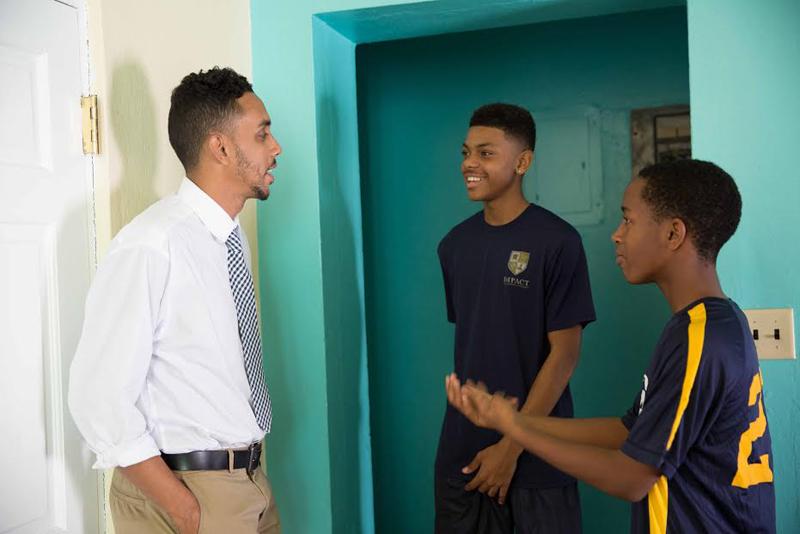 Impact Mentoring Academy Parents Bermuda June 2017 (2)