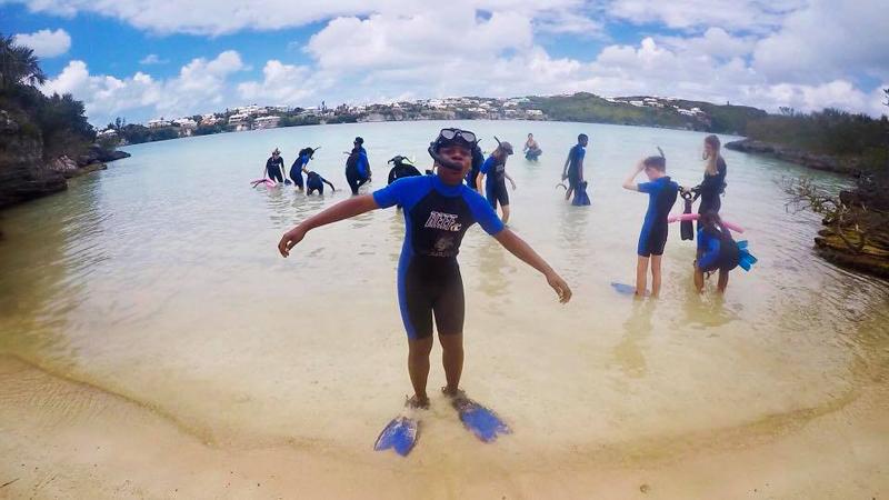 Kids on the Reef Bermuda June 2017 (2)