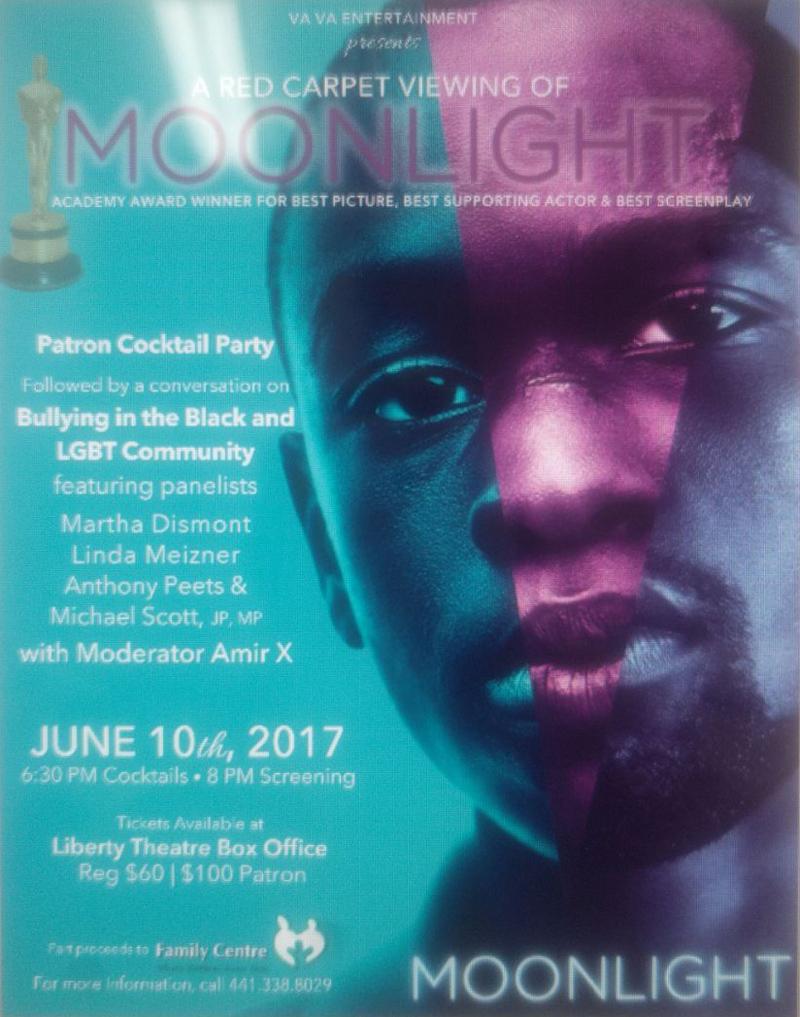 Moonlight Bermuda June 2017