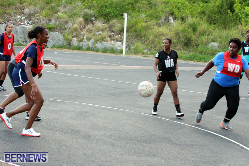 Netball-Summer-League-Bermuda-June-20-2017-7