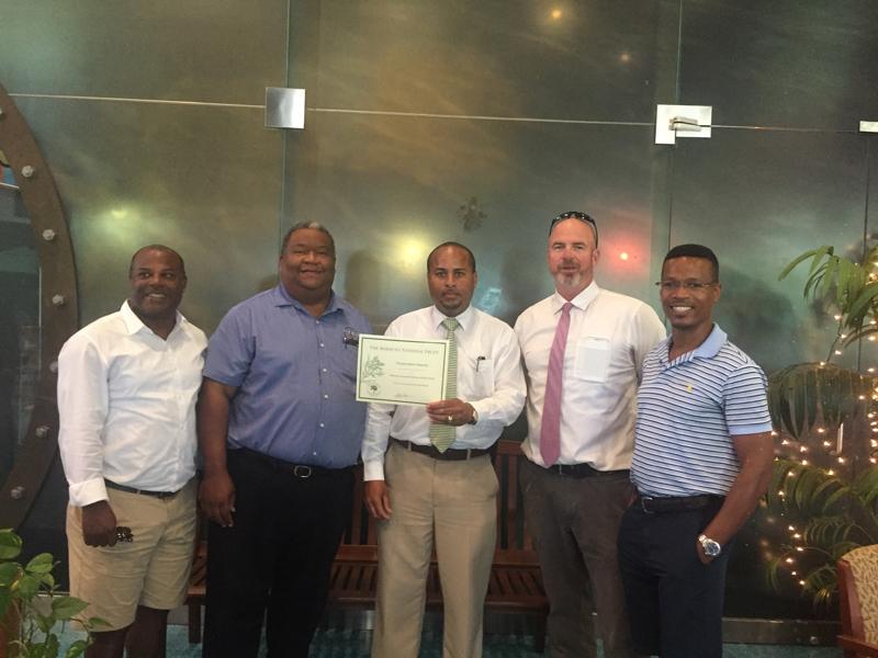 Public Works Award Bermuda June 26 2017