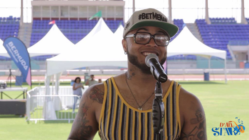 Ricardo Drue Bermuda June 16 2017