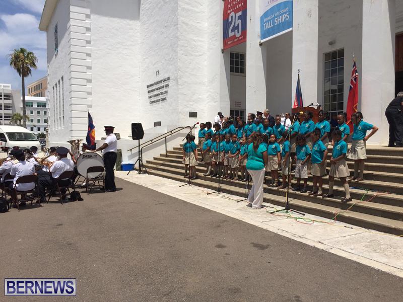 Salvation Army Red Shield Bermuda June 2017 (3)