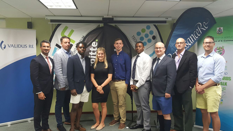 TLF Internship Programme Bermuda June 2017
