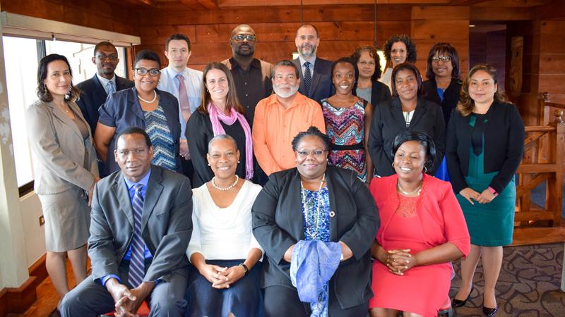 UN-ECLAC Conference Trinidad & Tobago June 2017