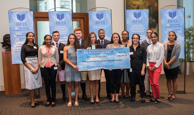 BFIS Scholars Bermuda July 2017
