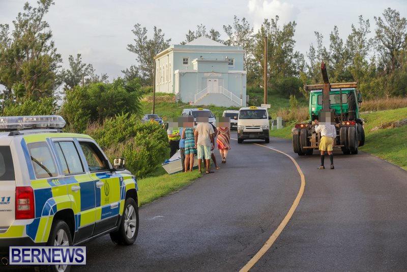 Capsized Boat Rescue Bermuda, July 21 2017 (1)