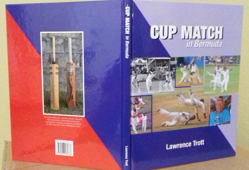 Cup Match in Bermuda Book July 2017