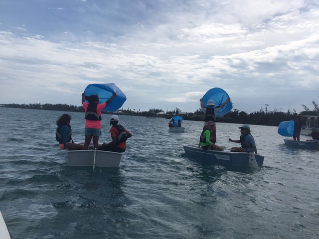 Expansion of Youth Sailing Opportunities SBC Bermuda July 2017 (3)