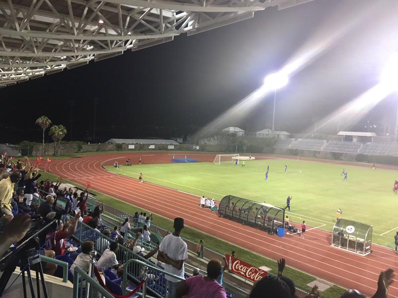Football Bermuda vs Curacao July 19 2017 (5)