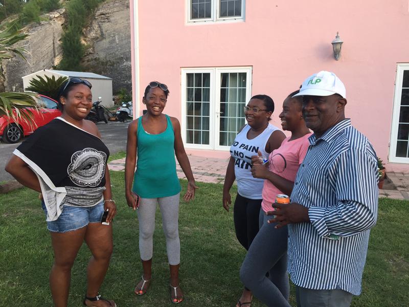 PLP Candidates Meet & Greet Bermuda July 12 2017 (2)