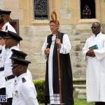 Police Constable 2253 Latasha Gibson Funeral Bermuda, July 5 2017_9167