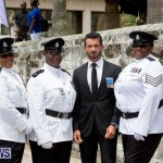 Police Constable 2253 Latasha Gibson Funeral Bermuda, July 5 2017_9182