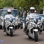 Police Constable 2253 Latasha Gibson Funeral Bermuda, July 5 2017_9189