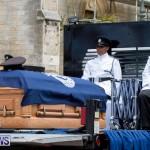 Police Constable 2253 Latasha Gibson Funeral Bermuda, July 5 2017_9200