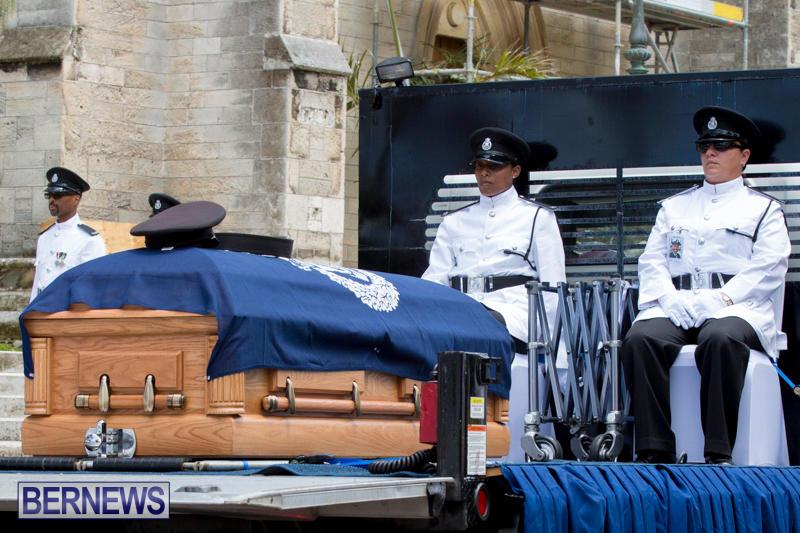 Police-Constable-2253-Latasha-Gibson-Funeral-Bermuda-July-5-2017_9200
