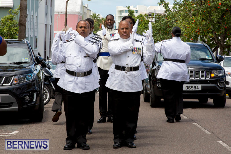 Police-Constable-2253-Latasha-Gibson-Funeral-Bermuda-July-5-2017_9218