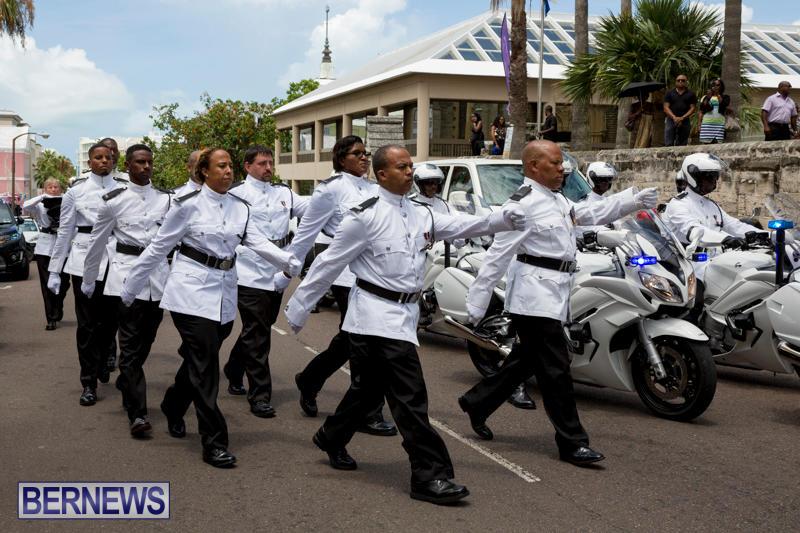 Police-Constable-2253-Latasha-Gibson-Funeral-Bermuda-July-5-2017_9223