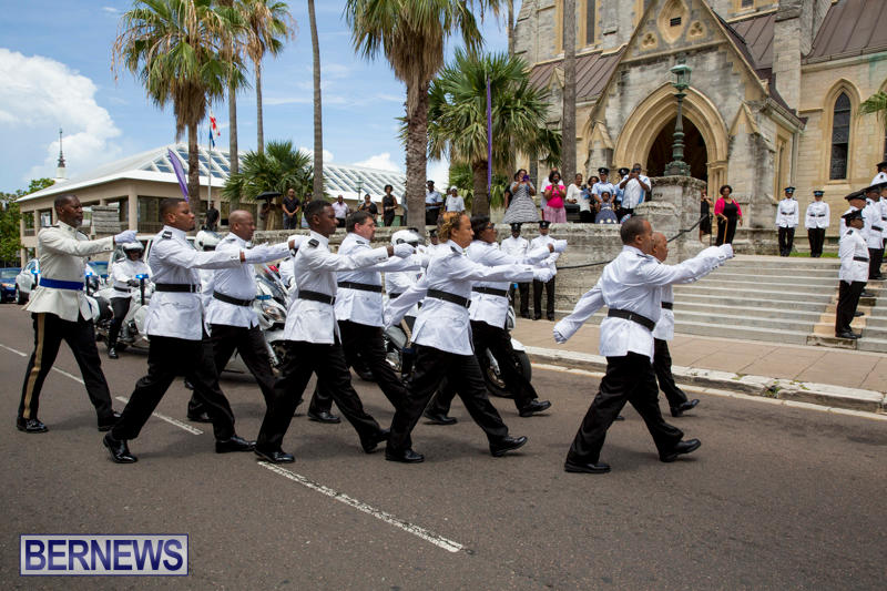 Police-Constable-2253-Latasha-Gibson-Funeral-Bermuda-July-5-2017_9225