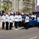 Police Constable 2253 Latasha Gibson Funeral Bermuda, July 5 2017_9227