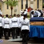 Police Constable 2253 Latasha Gibson Funeral Bermuda, July 5 2017_9228