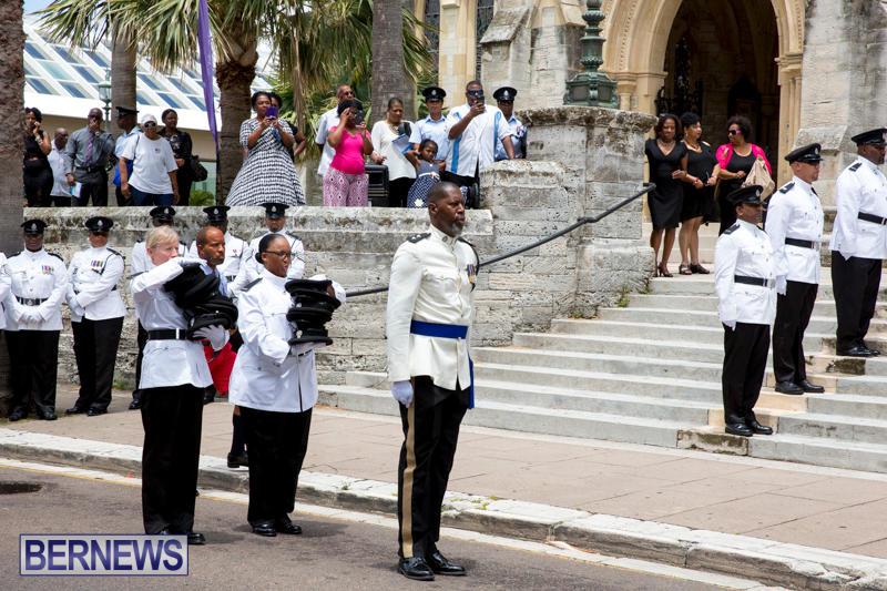 Police-Constable-2253-Latasha-Gibson-Funeral-Bermuda-July-5-2017_9230