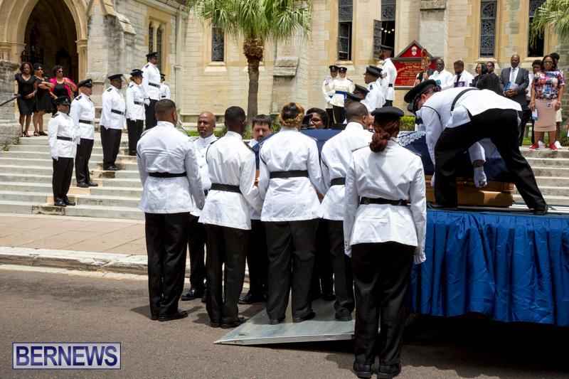 Police-Constable-2253-Latasha-Gibson-Funeral-Bermuda-July-5-2017_9233