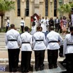 Police Constable 2253 Latasha Gibson Funeral Bermuda, July 5 2017_9234