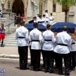 Police Constable 2253 Latasha Gibson Funeral Bermuda, July 5 2017_9239